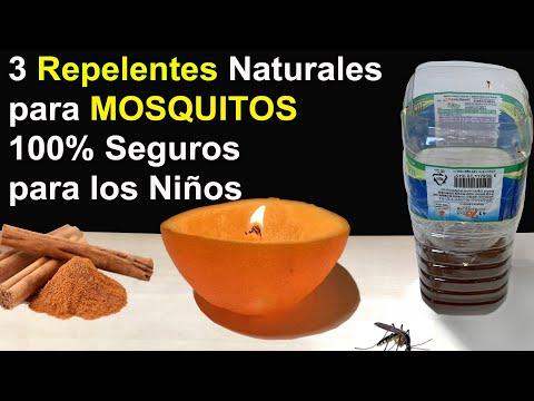Cómo Hacer Repelentes Para Mosquitos 100% Naturales
