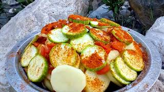 preview picture of video 'The Road To Bizzi Taza Maroc          الطريق إلى مضايق بزي تازة المغرب'