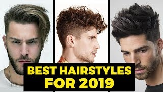 Best Men's Hairstyles for 2019   Men's Haircut Trends   Alex Costa