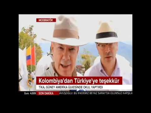 Download Kolombiya'dan Türkiye'ye Teşekkür HD Mp4 3GP Video and MP3