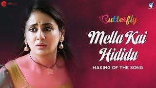 Mella Kai Hididu - Making | Butterfly | Parul Yadav | Ramesh Aravind | Amit Trivedi