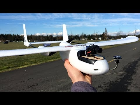 bills-eachine-micro-skyhunter-fpv-780mm-rc-plane-line-of-sight-maiden-flight