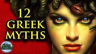 Greek Mythology Stories Animated | Medusa, Herakles & More | Myth Stories