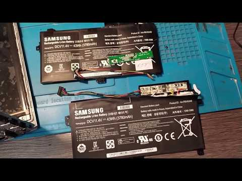 ⚡ Аккумулятор Samsung Оригинал против Китая 🔋