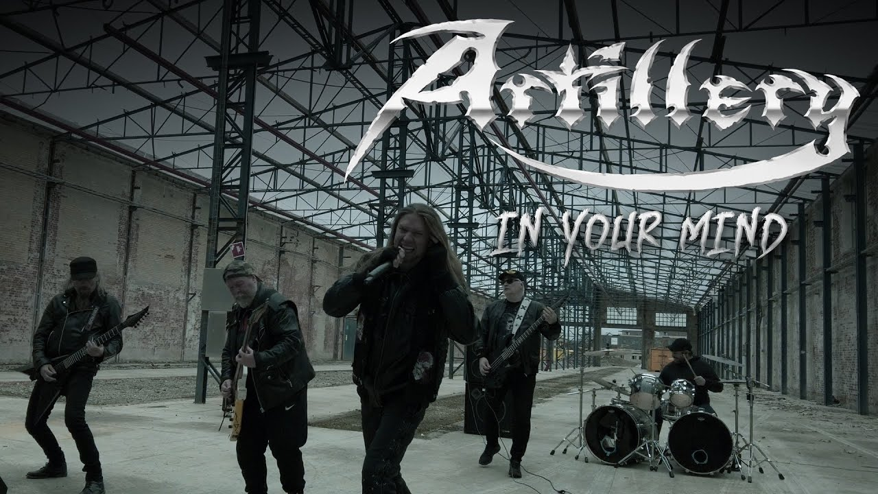 Artillery - In Your Mind