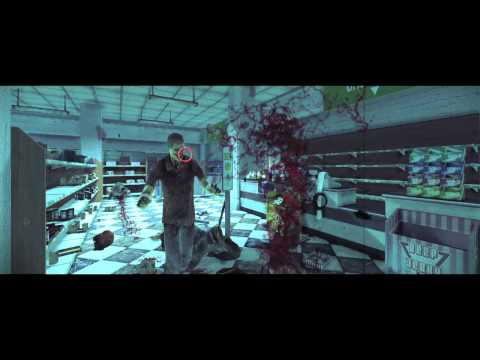 The House of the Dead: OVERKILL Extended Cut Comic Con 2011 Trailer