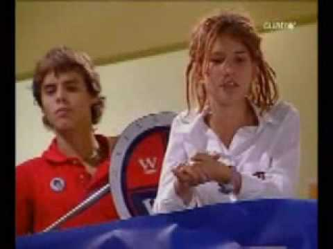 Rebelde Way - Marizza le habla con el corazón a Pablo  - (2da tempo-22capitulo)