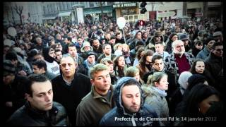 preview picture of video 'L'islamisation de Clermont Ferrand'