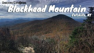 VIDEO: Hiking Blackhead Mountain | Catskills, NY
