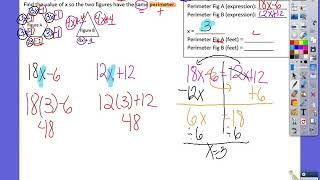 2H Applications of Multi step Equations