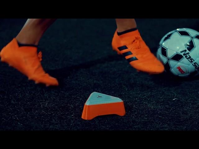 Flashmove en entrenamientos de fútbol