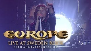 Europe Live At Sweden Rock Intro & Riches to Rags