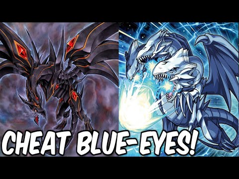 Using Cheating Blue-Eyes against Red-Eyes!