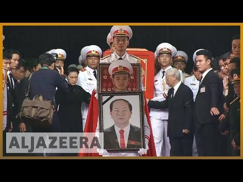 🇻🇳 Vietnam's late president to be buried in home province | Al Jazeera English