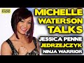 Michelle Waterson: First UFC win, Jessica Penne rematch, leaving Invicta, phone apps