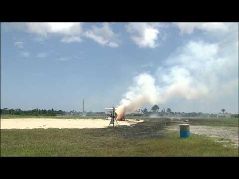 Watch NASA's Morpheus Moon Lander Crash, Burn And Explode In Testing