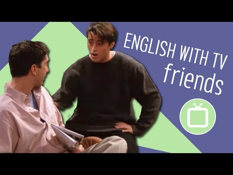 "English with Friends: Joey Confuses Omnipotent for ""I'm Impotent"""