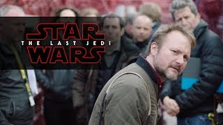 Star Wars: The Last Jedi | World of White and Red