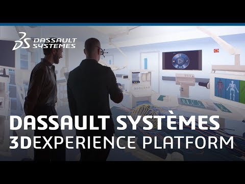 Introduction to Dassault Systèmes 3DEXPERIENCE platform - Dassault Systèmes