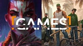 GS Times [GAMES] 2 (2017). Pillars of Eternity 2, GTA 6, Fire Emblem