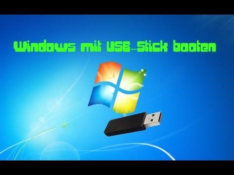Windows auf Tablet PC neu aufsetzen