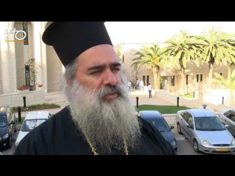 La rencontre du Pape et du Patriarche : une bénédiction
