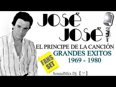 Jose Jose Exitos 60s 70s 80s || Popurri de Exitos Mix