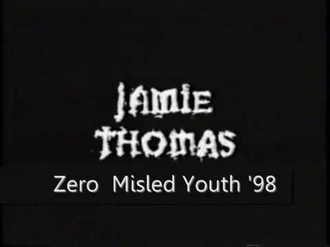 Jamie Thomas - Decade of Destruction (1993 - 2005)
