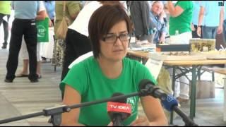 Javna novinarska konferenca o dosežkih dosedanjega dela in dela v prihodnje
