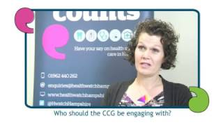 Why engage service users & carers in service development?