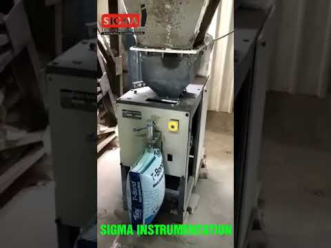 Dry Mortar Material Packing Machine