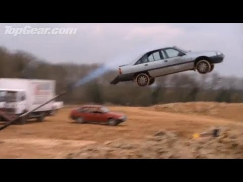 Top Gear : Car Darts!! – Top Gear – Series 4 – BBC