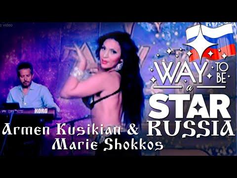 Marie Shokkos  & Armen Kusikian ⊰⊱ Gala Show ☆ Way to be a STAR ☆ Russia ★2019 ★
