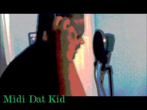 N-Turn Ft MiDi Dat Kid 6Ft 7Ft Freestyle