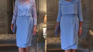 Made To Measure Mothers Of The Bride And Groom Outfits