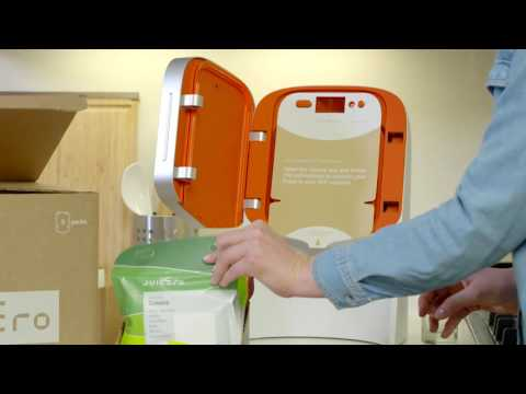 Get Started with Your Juicero Press - iOS