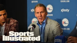 76ers, Bryan Colangelo To Part Ways After Twitter Scandal   SI WIRE   Sports Illustrated