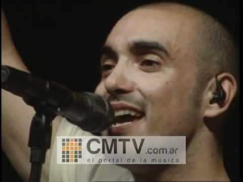 Abel Pintos video Tu voz - San Luis 2011