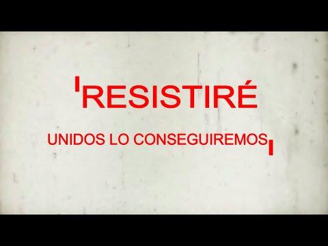 Educar también es motivar a los alumnos al grito de 'Resistiré'