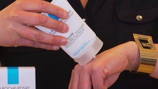 La Roche-Posay Toleriane Double Repair Moisturizer & Moisturizer UV
