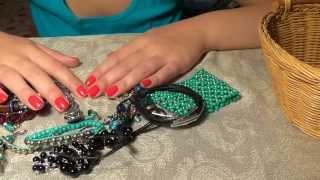 АСМР Шепот. Бижутерия. Браслеты.ASMR Whispering. Jewelry Collection. Bracelets.