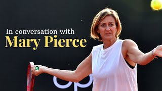 Outlooks Soumitra Bose In Conversation With Mary Pierce | Tennis | Grand Slam