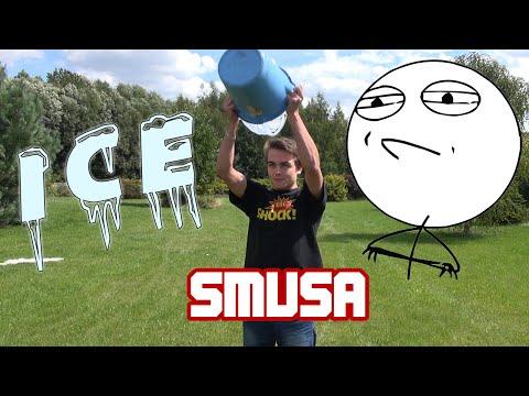 Ice bucket challenge-Smusa