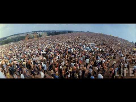 Jefferson Airplane -  Good Shepherd / Imagenes de Woodstock `69