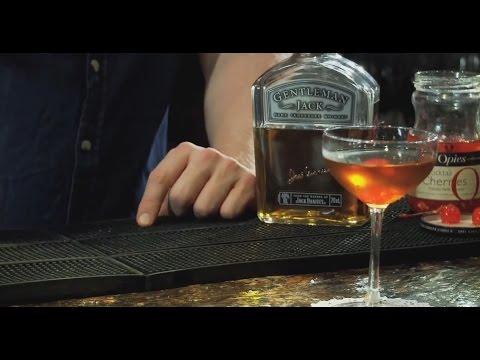 Video Perfect Manhattan Cocktail - JJ Goodman - Gentleman Jack
