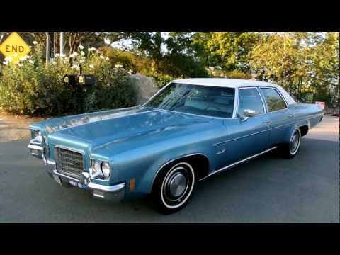 1971 Oldsmobile Delta 88 Eighty Eight Classic Car