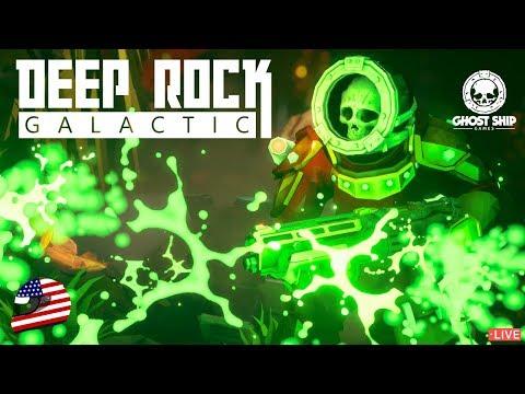 Deep Rock Galactic — Hazard 5 — Level 470 Engineer