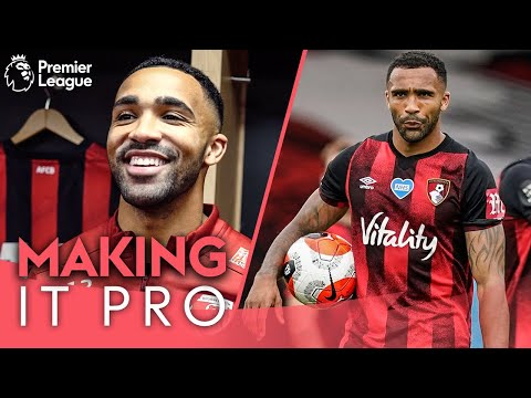 Rejecting kickboxing & playing non-league: Wilson's path to the Premier League | Making It Pro | AD