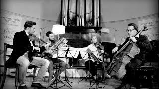 Schumann Quartet No.1 - The Doric Quartet - Oxford Lieder Festival 2015