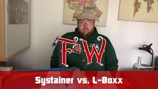 F&W032: Systainer vs. L-Boxx